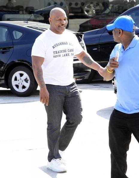 mike tyson in hollywood,ca - WESTPOPPN.COM