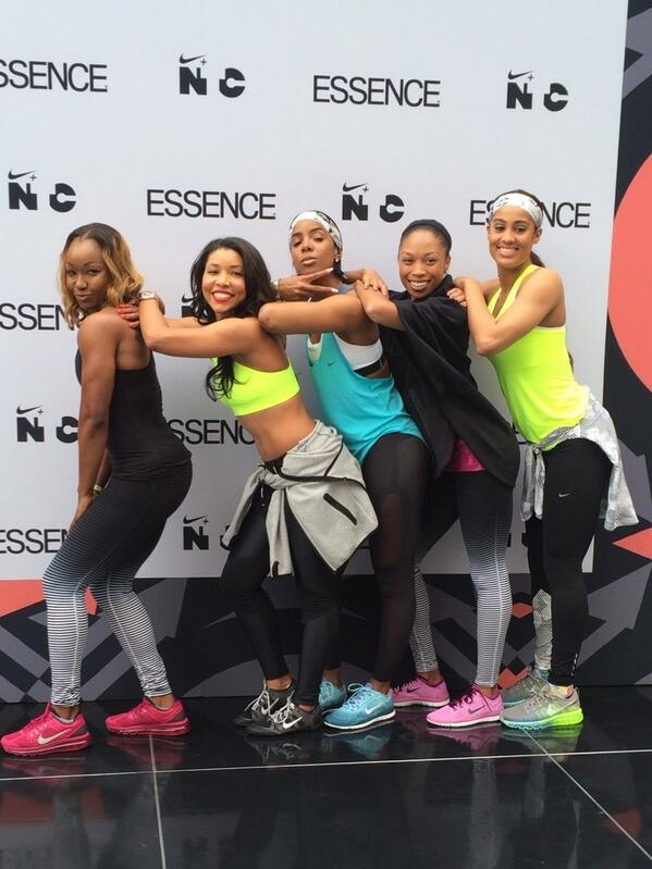 Nike & Essence Magazine Event in Los angeles -WESTPOPPN.COM