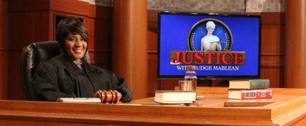 Justice with Judge Mablean -westpoppn.com