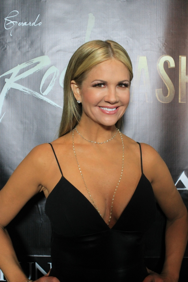 Nancy O'Dell - RockThatFashion Runway Event - photo By ABBY SINGLETON