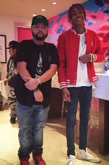 Wiz Khalifa & FrandaLayBay - WESTPOPPN.COM