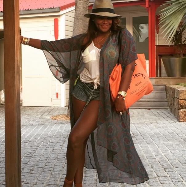 Tameka Raymond (Ushers Ex wife)