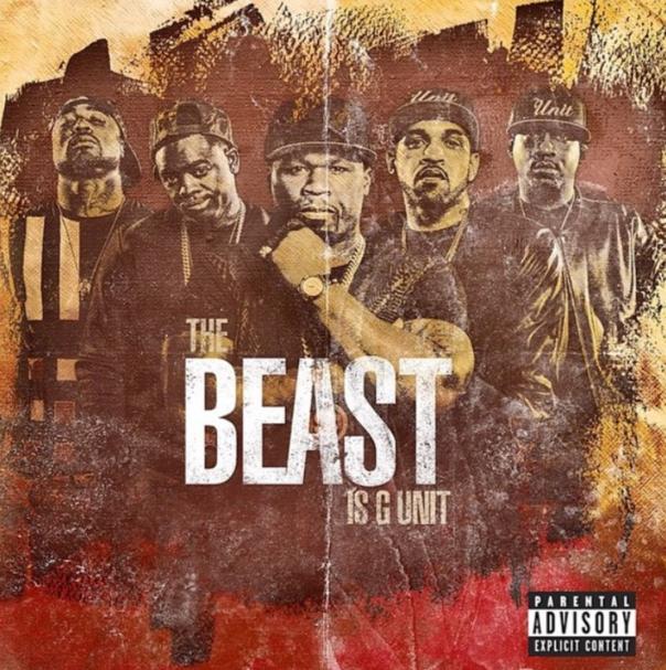 The Beast is G-unit ALBUM -WESTPOPPN.COM