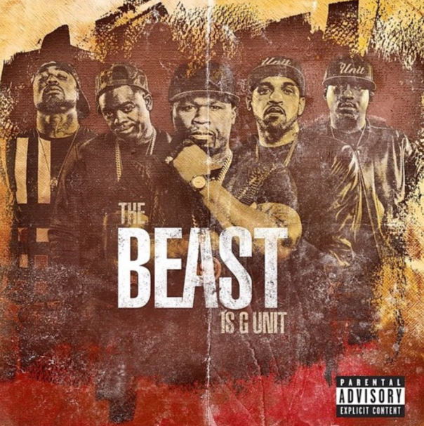 The Beast is G-unit ALBUM -WESTPOPPN.COM