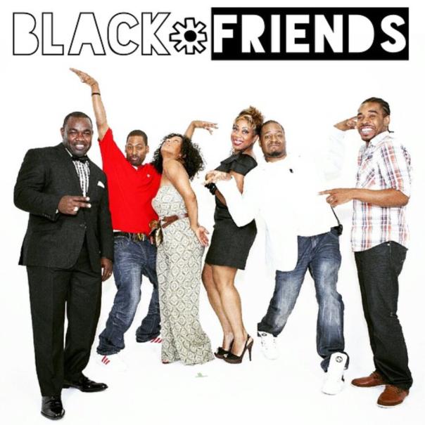 Black Friends -bounceTV