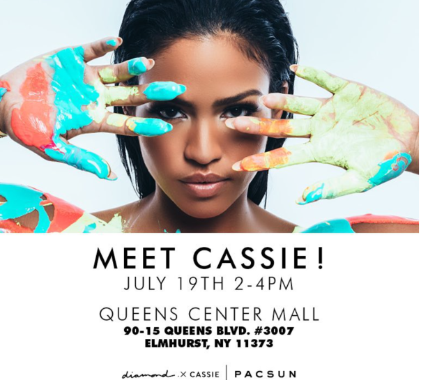 Meet cassie @queens center mall -elmshurst,NY
