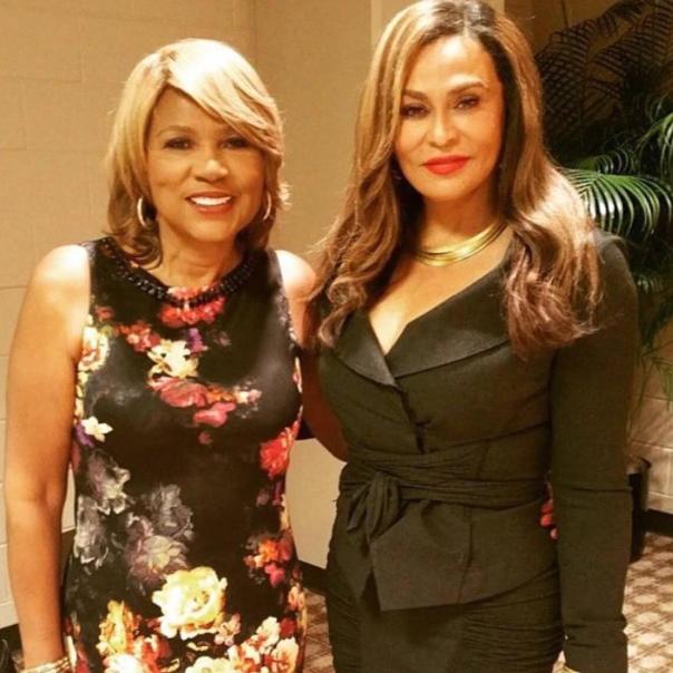 Evelyn Braxton & Tina Knowles -WESTPOPPN.COM