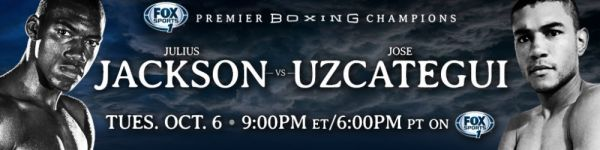 Jackson vs uzcategui