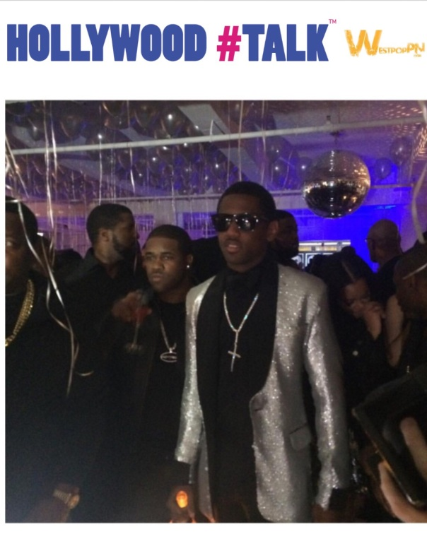 Fabolous 90's birthday party 2015