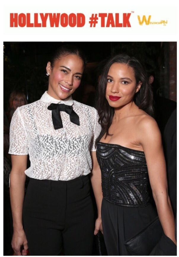 Paula Patton and jurnee