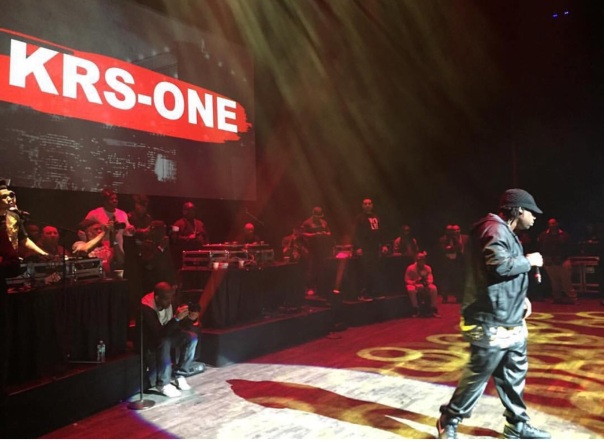 KRS One #mastersofceremony