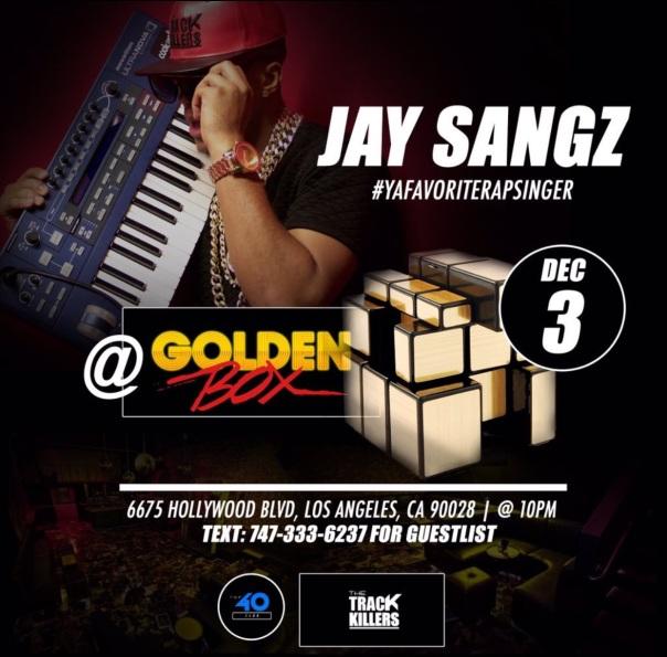 Jay sangz - trackkillers
