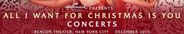 Mariah carey at Beacon Center December 2015