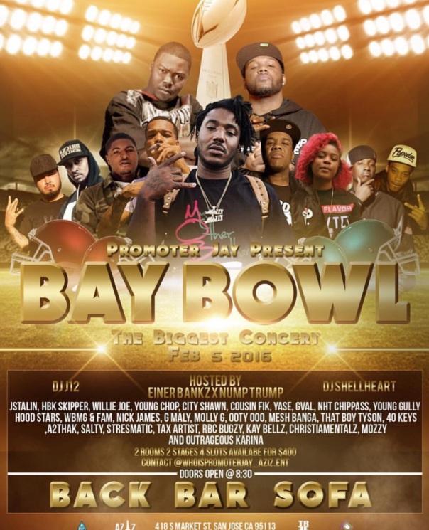 Bay bowl - February 2015