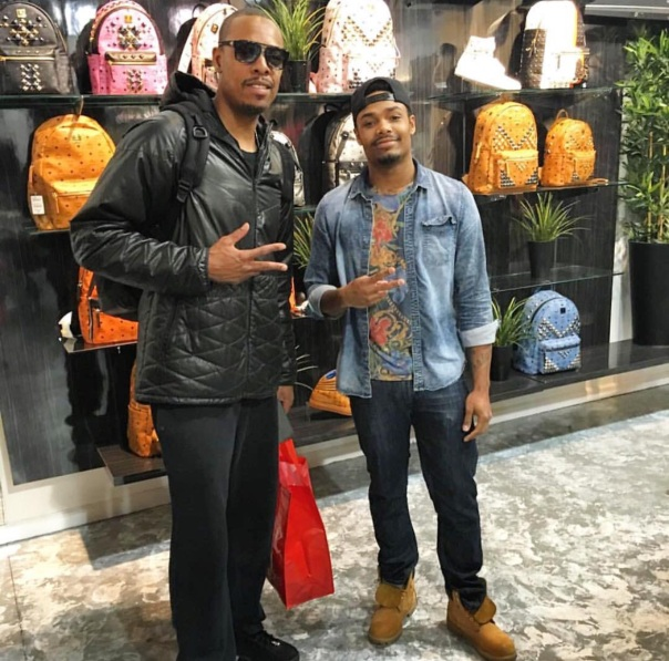 Paul Pierce - at pure Atlanta