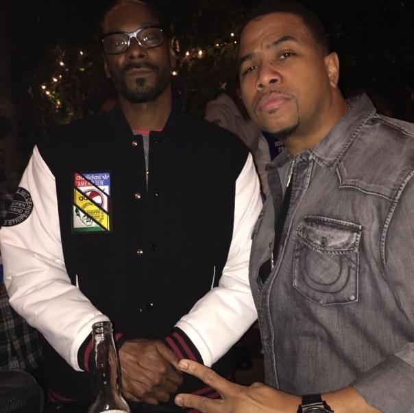 Snoop dogg and Omar gooding