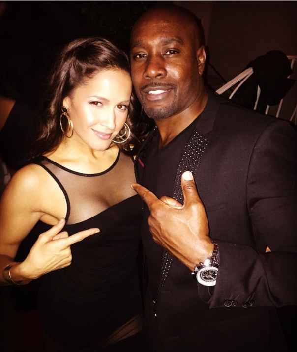 Morris chestnut and