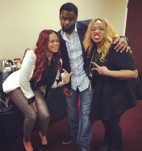 Faith, Carl Thomas and. .