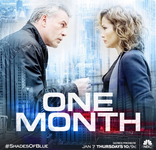 ONE MONTH series on NBC