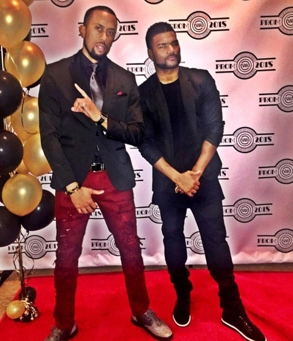 Affion crockett and Damien W