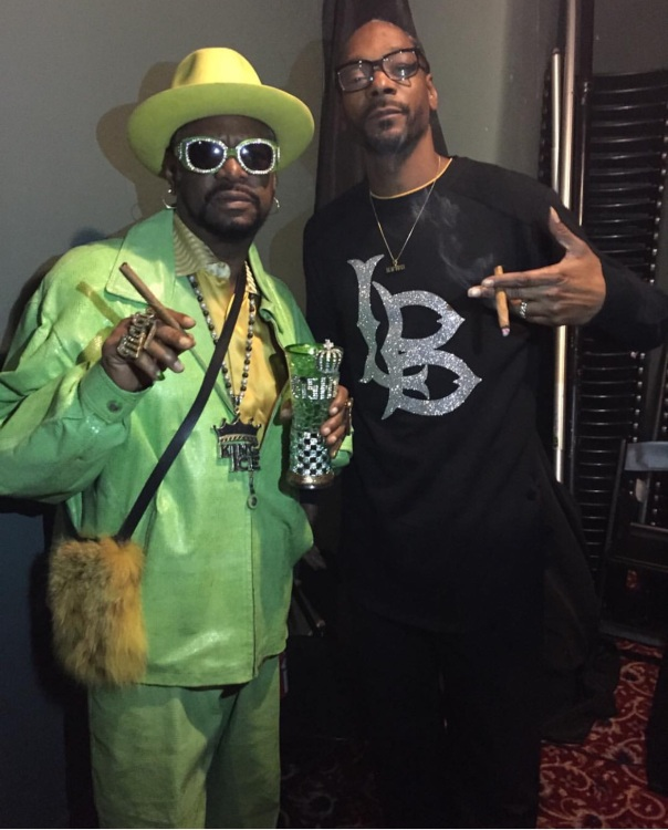 SnoopDogg & theGreenlatern