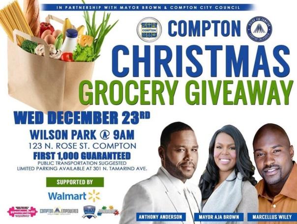 Compton Christmas drive- Westpoppn.com