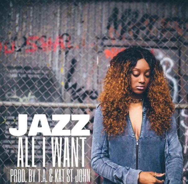 Rapper Jazz - All i want