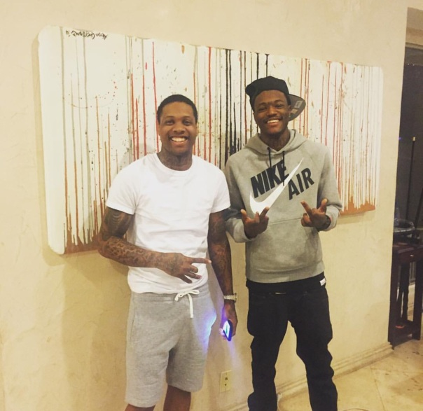 WestpoppnHollyWood - Lil DURK & Dc Young Fly