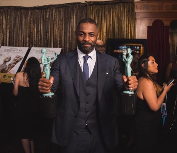 Idris Elba - Westpoppn.com #SagAWards