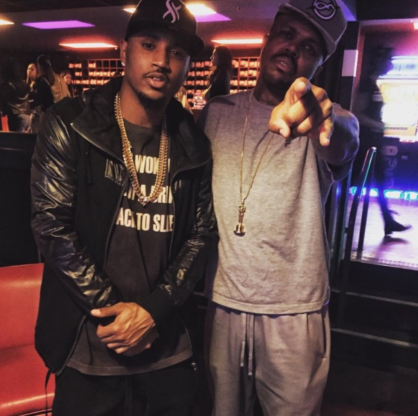 Trey Songz & dj Paul -Westpoppn.com