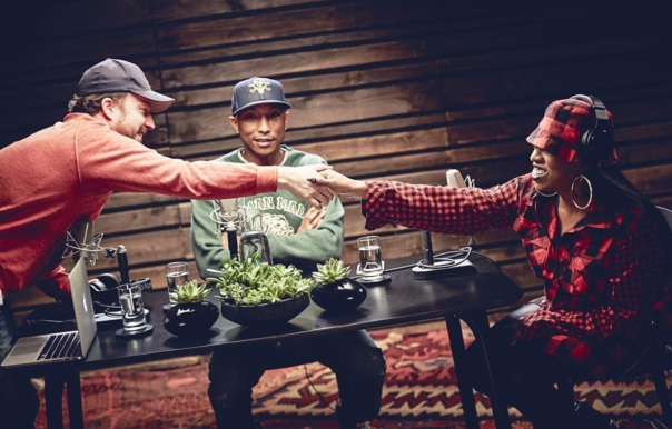 Scott, pharrell, missy elliot on OtherTone radio - WESTPOPPN.com