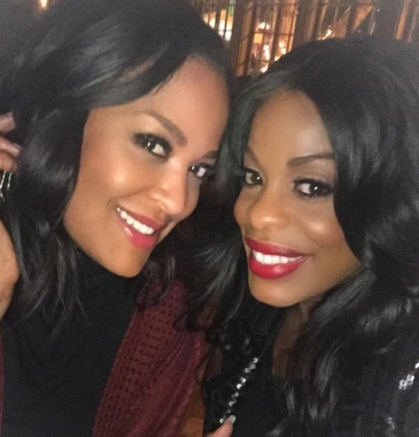 Layla Ali & niece Nash - Westpoppn.com
