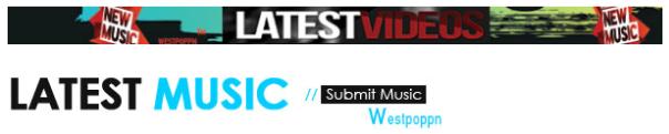 westpoppn LATEST MUSIC