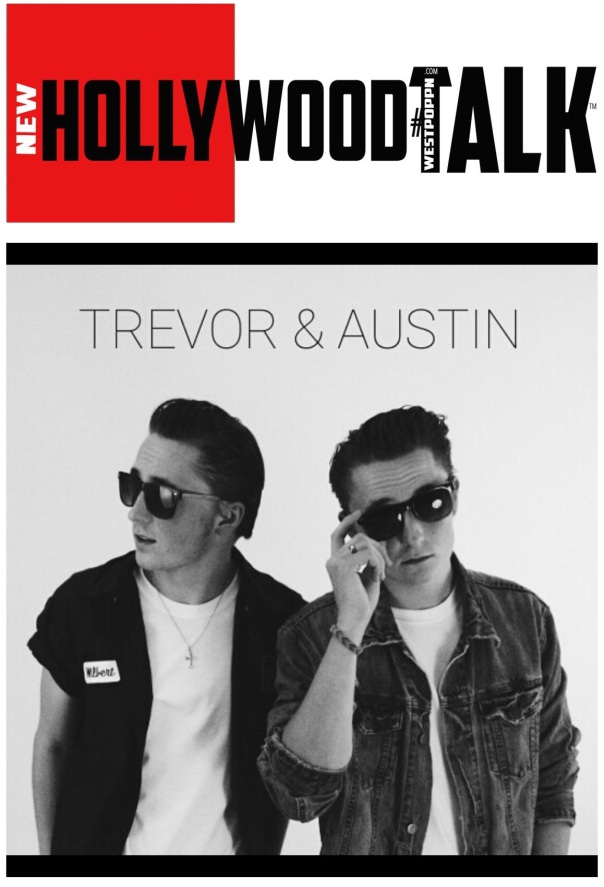 Trevor & Austin Tour - The Track Killers , Westpoppn.com