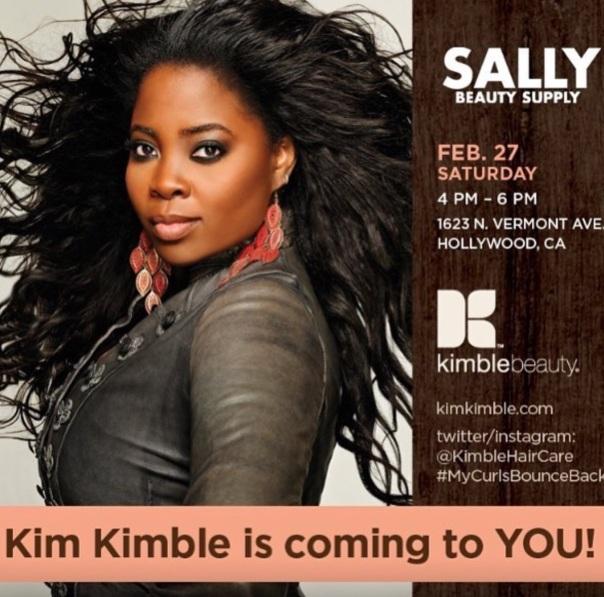 Kim Kimble- Sally's - Westpoppn.com