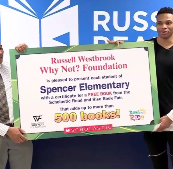 Russell Westbrook- Westpoppn