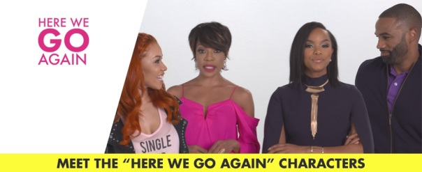 Here we go again TV one cast - Westpoppn.com