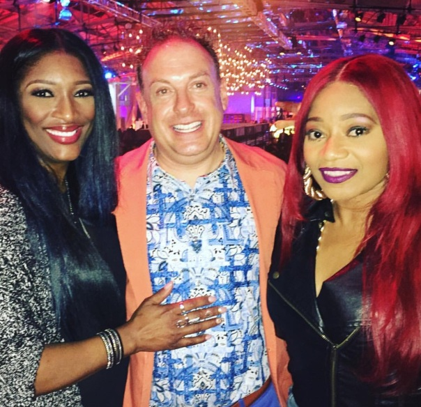 SWV with CEO of Google mr. Schmidt