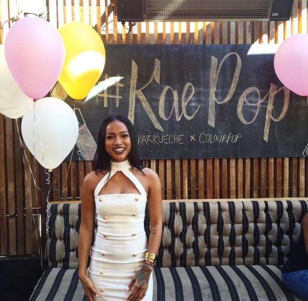 Karreuche needs cosmetics line #KaePop Westpoppn.com