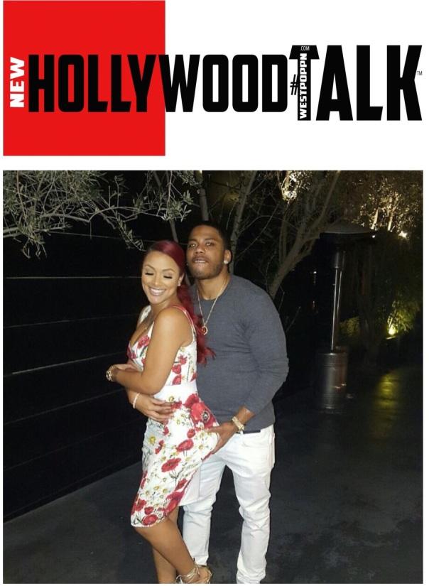Nelly & miss Jackson - WestPoppn.com