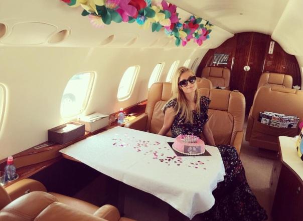 Birthday girl Paris Hilton - Westpoppn.com