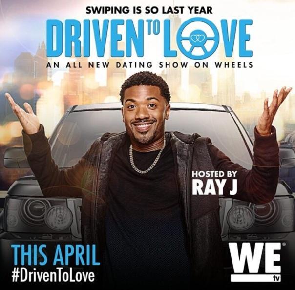 Ray j - Driven to Love - Westpoppn.com