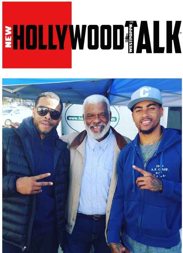 #TupacBiopicMovie - BennyBoom,hisFather,Desean Jackson
