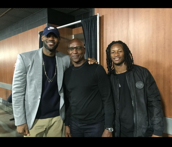 Westpoppn.com - Lebron James,Todd Gurley, Eric Dickerson, and