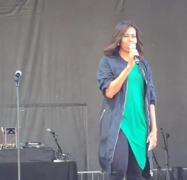 Michelle Obama - Westpoppn.com