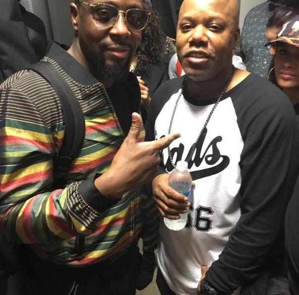 Wyclef and too short - Westpoppn.com