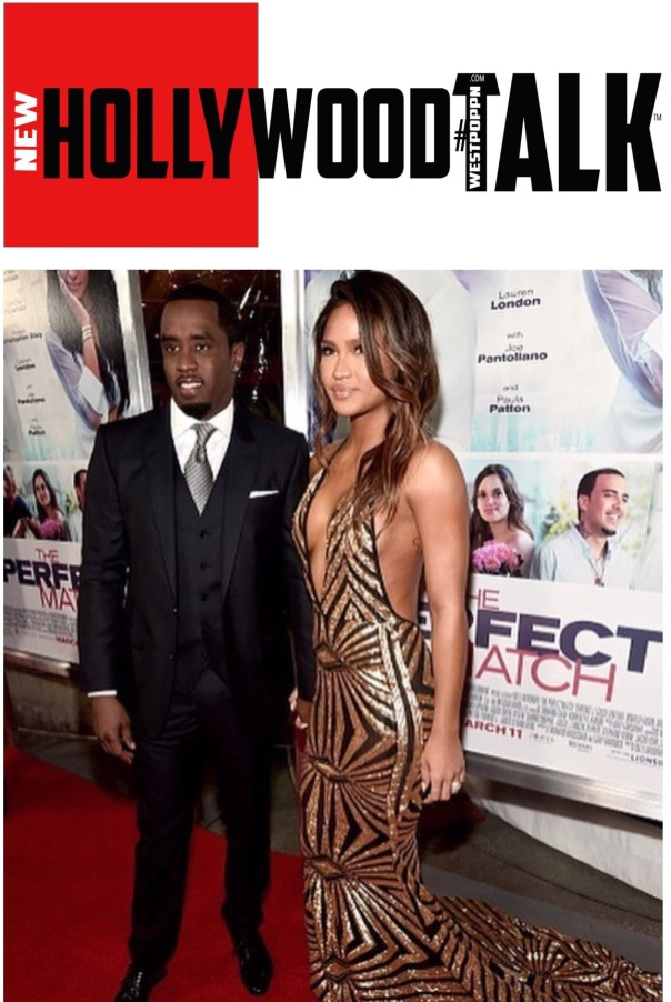 Diddy and Cassie #ThePerfectamatch premiere - Westpoppn.com