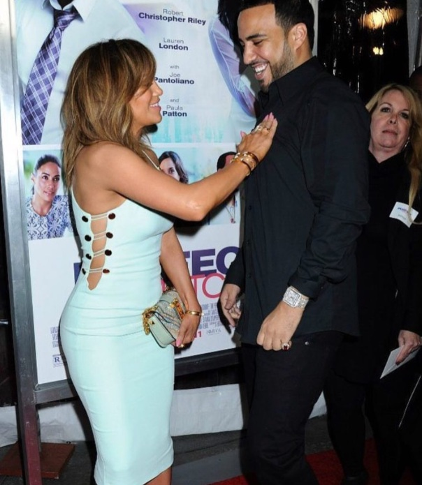 JLo and French Montana - Westpoppn.com