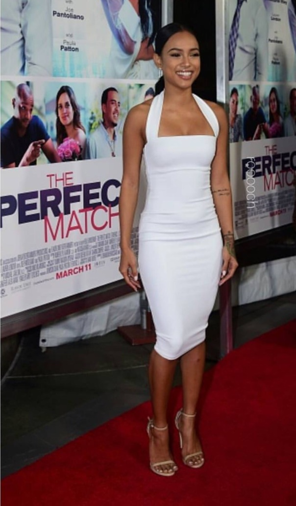 Karrueche'S - the perfect match premiere - Westpoppn.com