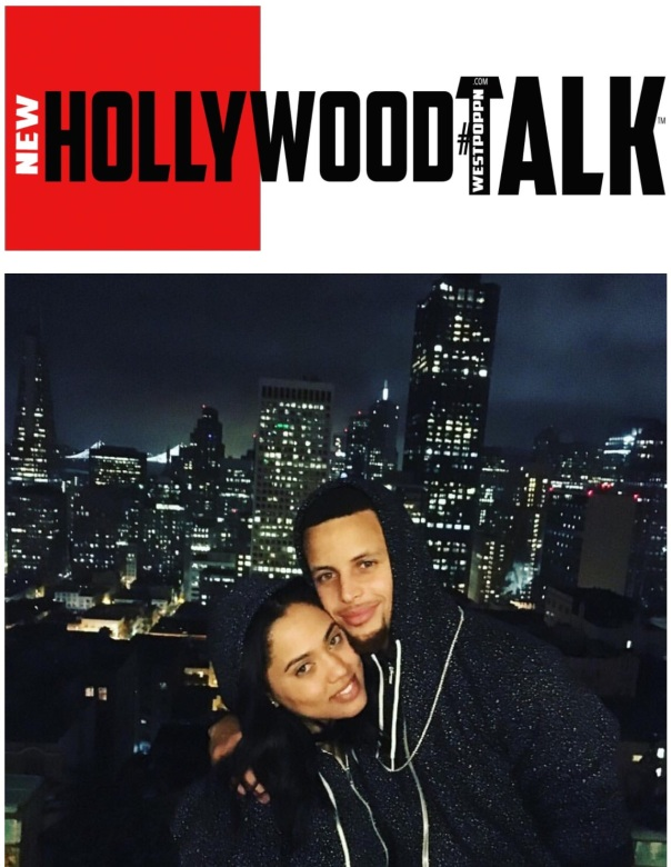 Ayesha Curry & hubby Stephen Curry - Westpoppn.com